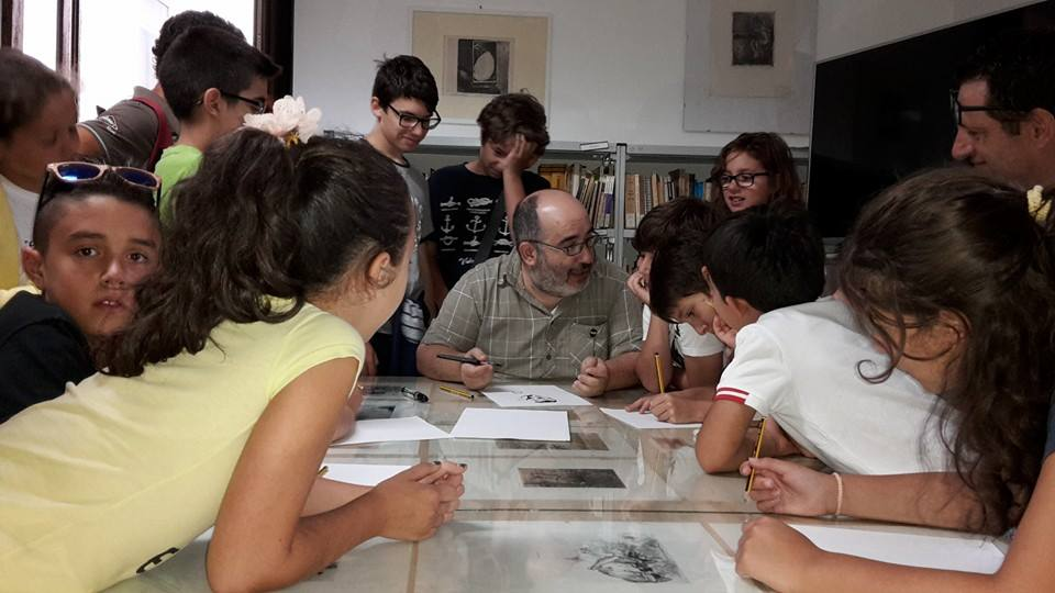 Lab Culturale Redhouse con Giuseppe Palumbo