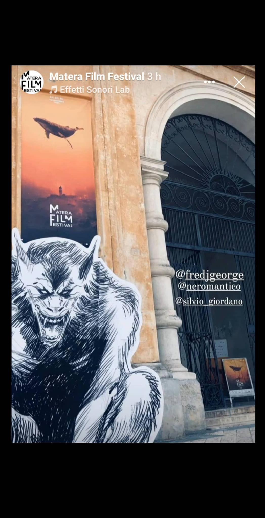 Matera Film Festival 2020