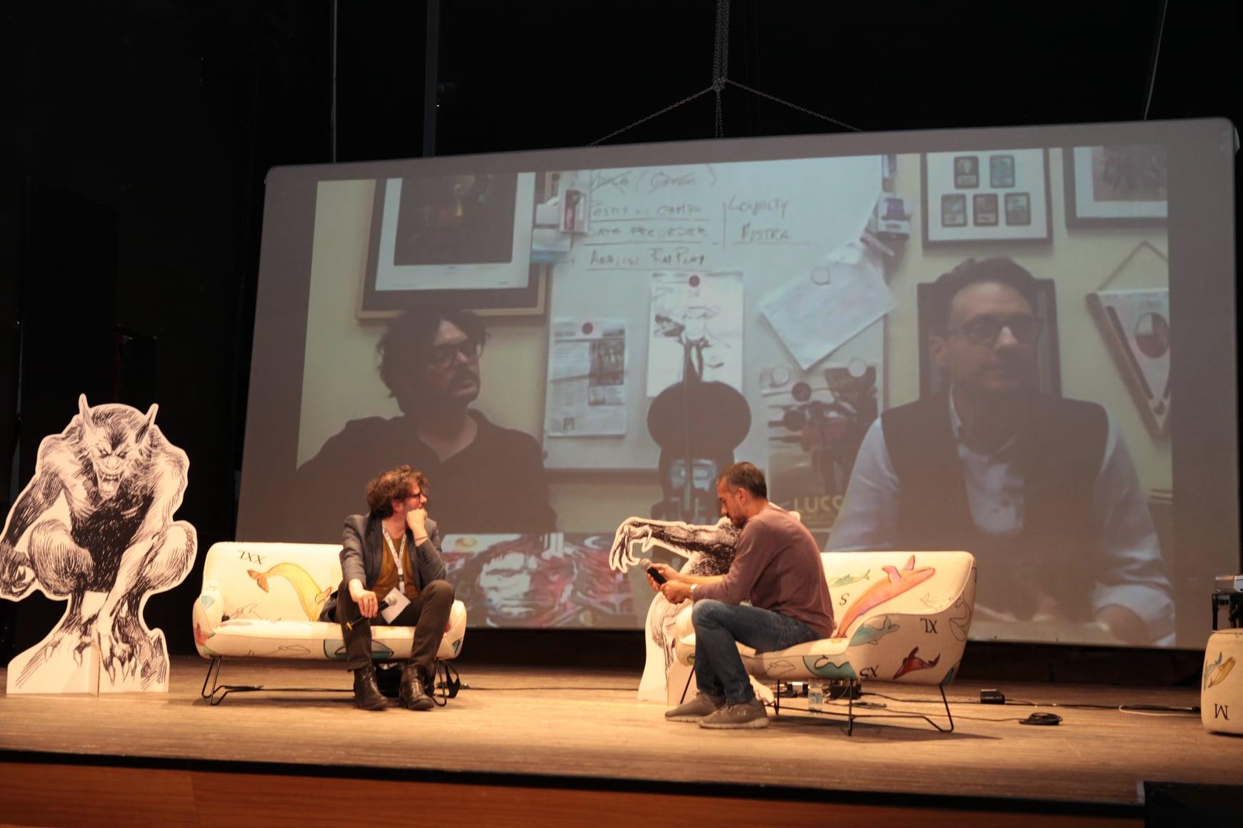 Matera Film Festival con Alessio Fortunato