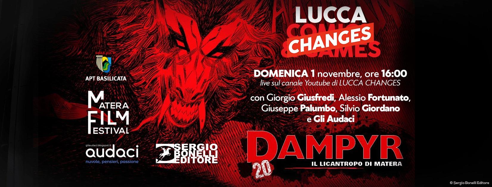 Lucca Comics&Games Changes 2020