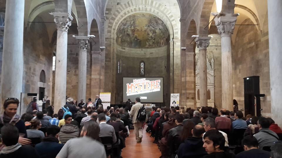 Presentazione Martin Mystere le nuove avventure a colori a Lucca