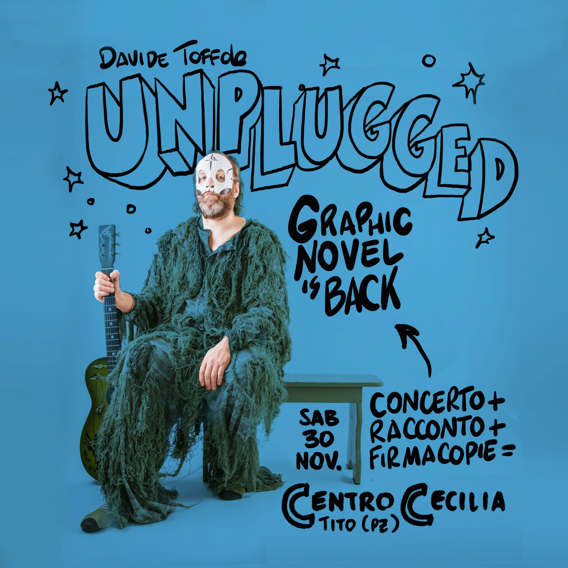 Davide Toffolo Unplugged 2019
